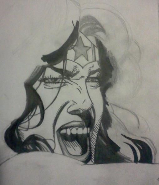 Wonder Woman Study