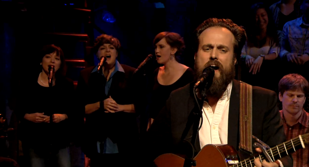 JImmyFallon.IronandWine