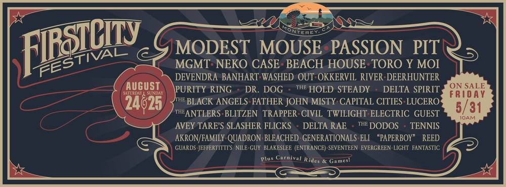 First-City-Festival-Monterey-ca-tickets