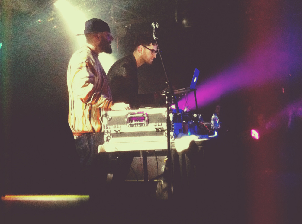 Chromeo DJ set