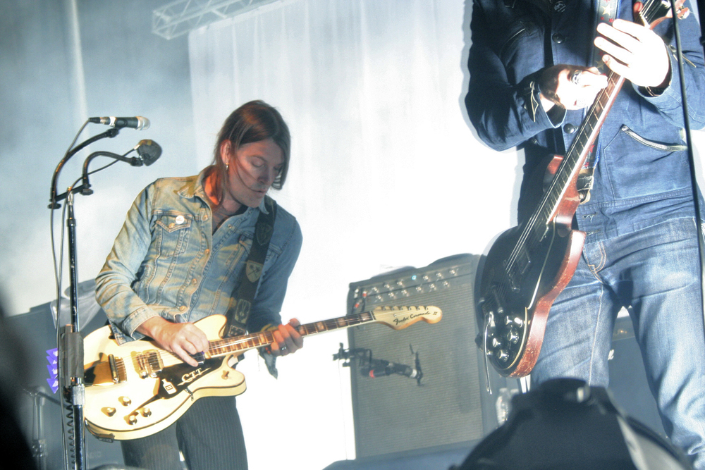 The Dandy Warhols, Reverberation Stage                                                 Photo Credit: Sarah Colton