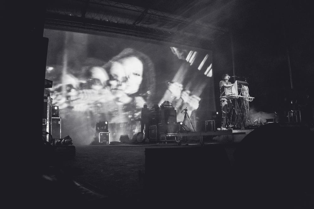 Panda Bear, Reverberation Stage                                              Photo Credit: Jeremiah Newton