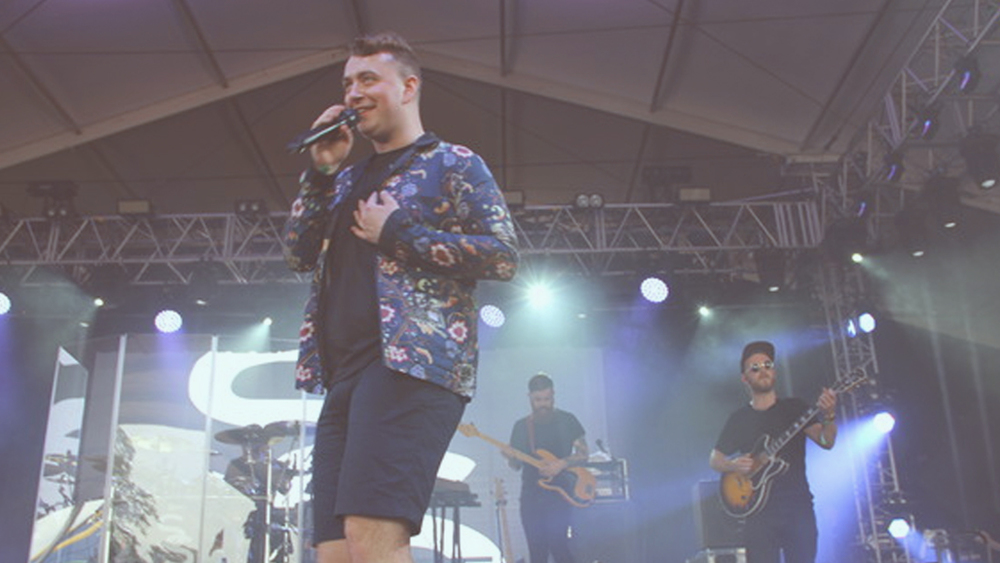 Sam Smith Photo: We've Got You Covered