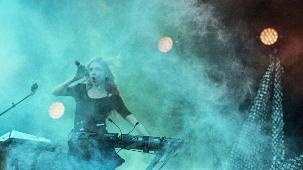 Grimes  Photo:  Jaime Salazar