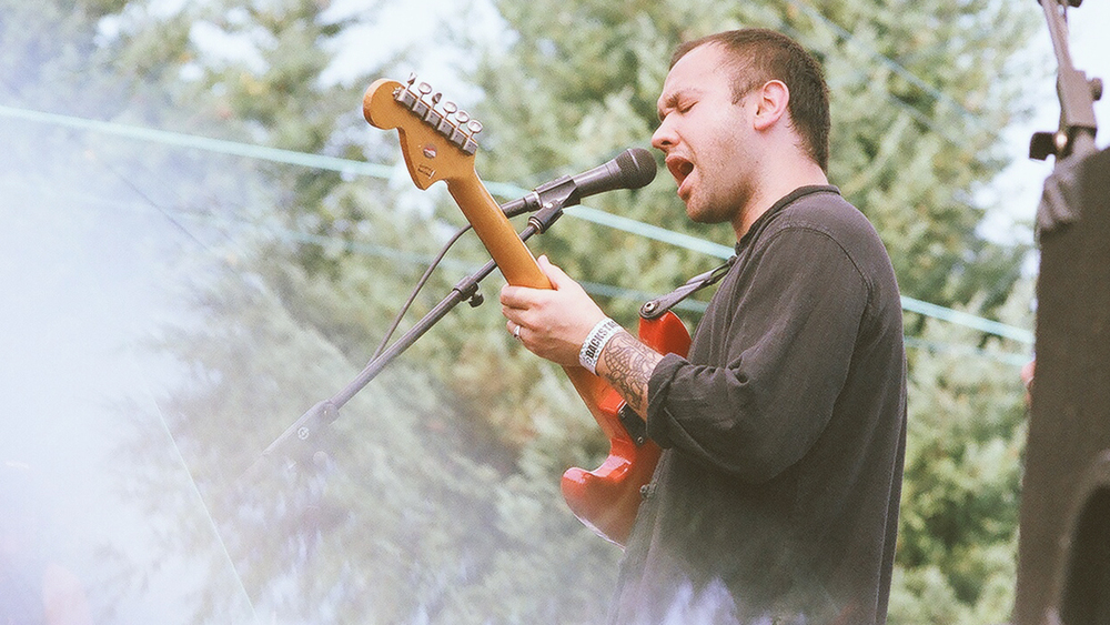 Unknown Mortal Orchestra.   Photo credit: Drew Bandy