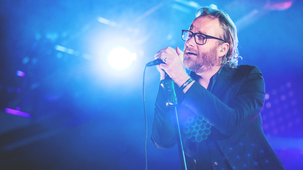 The National     Photo credit:   Lance Skundrich