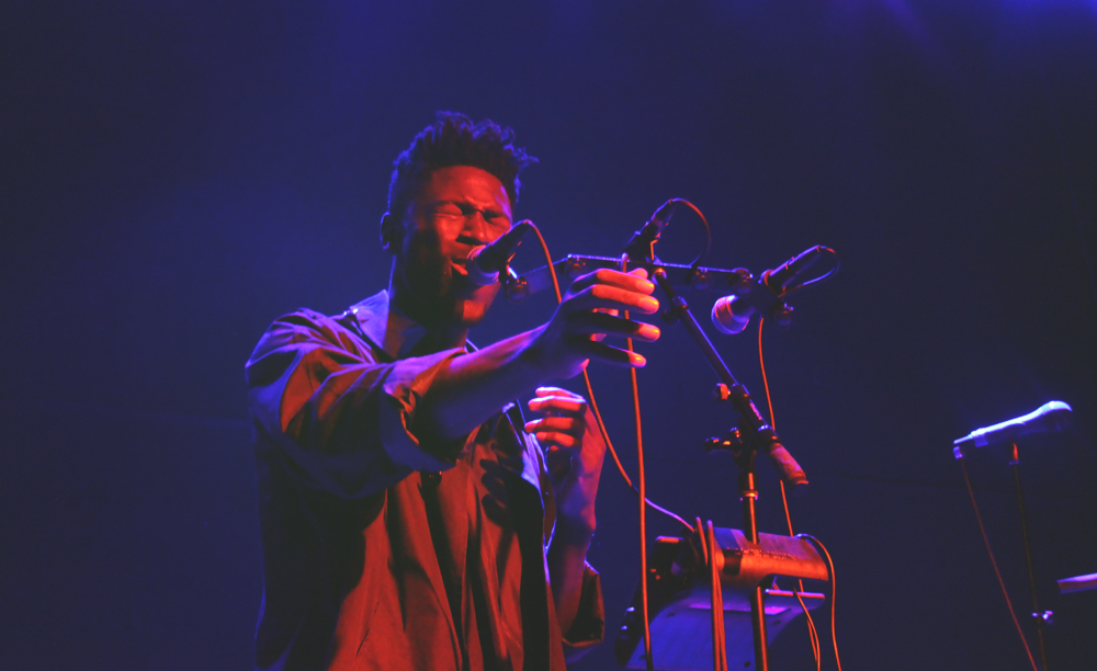 Moses Sumney   Photo credit: Nicola Lyon