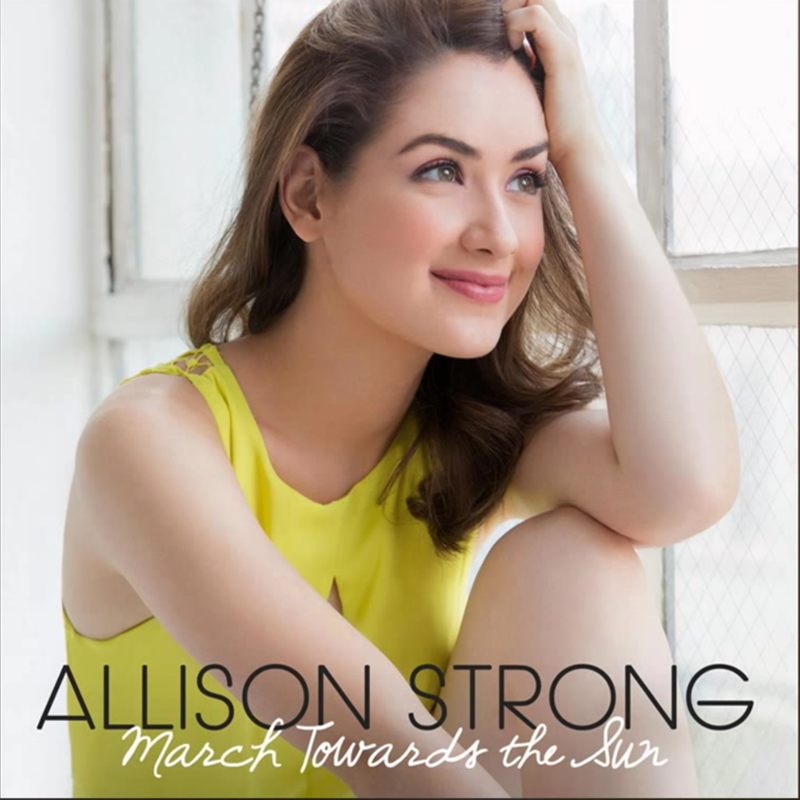 Allison Strong - March Towards The Sun