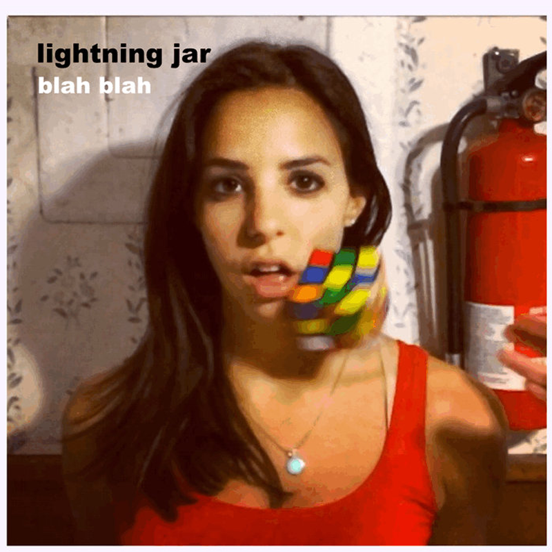 Lightning Jar - Blah Blah