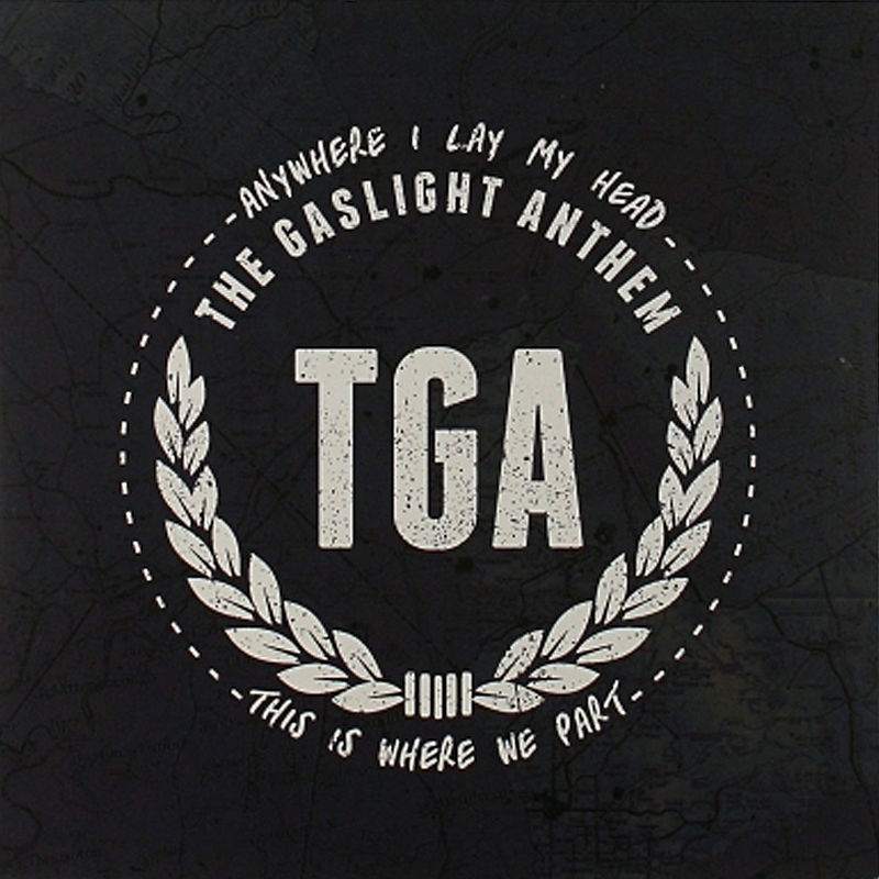 The Gaslight Anthem - Anywhere I Lay My Head