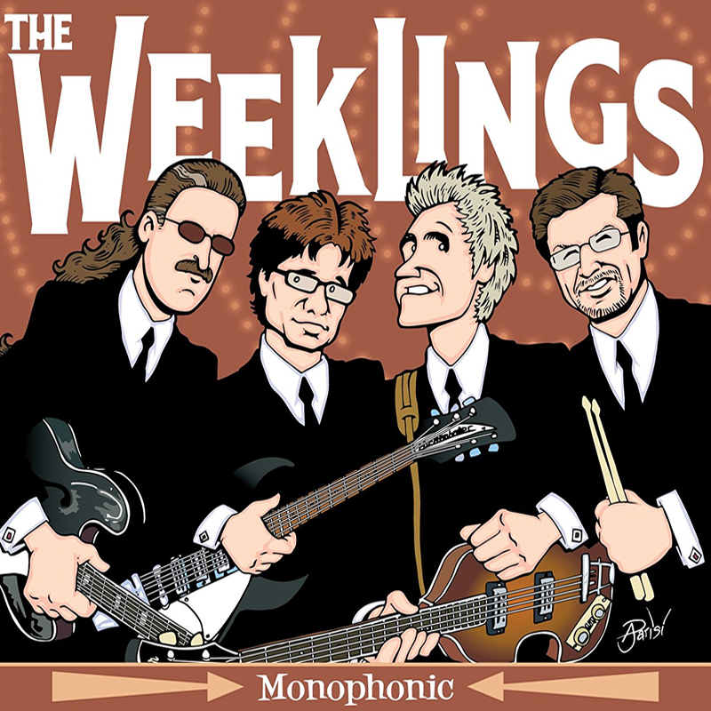The Weeklings - The Weeklings First Album