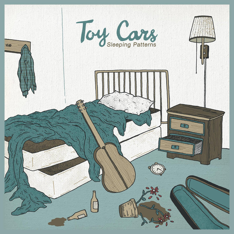 Toy Cars - Sleeping Patterns