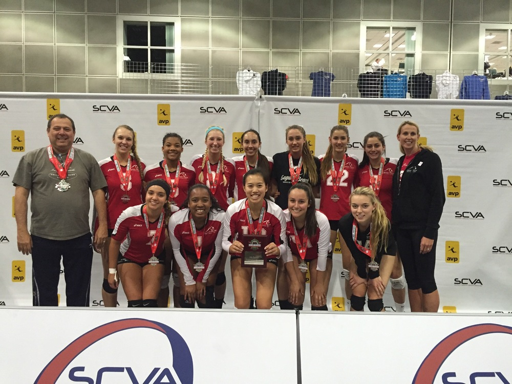 18MS Las Vegas Classic Silver Medalists