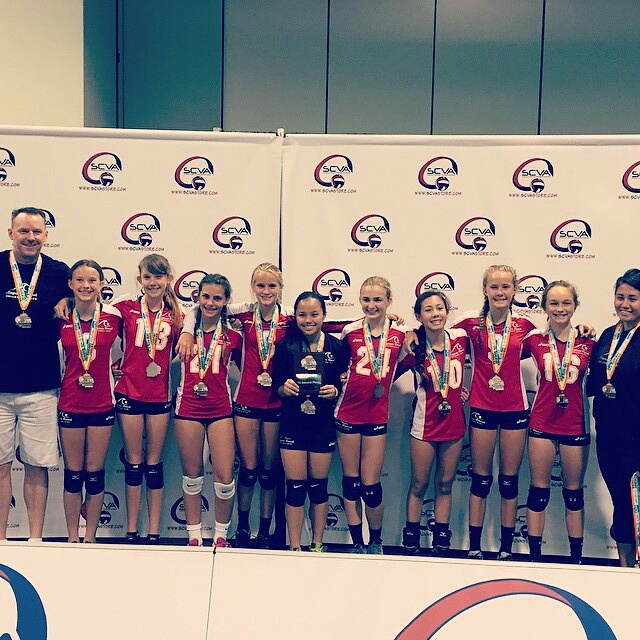 12 -Hoff  Summer Soiree Silver Medalists