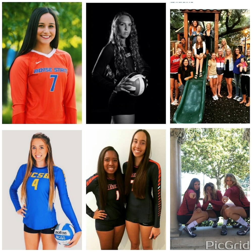 Some of our 2015 Seniors, Now 2015 Freshmen