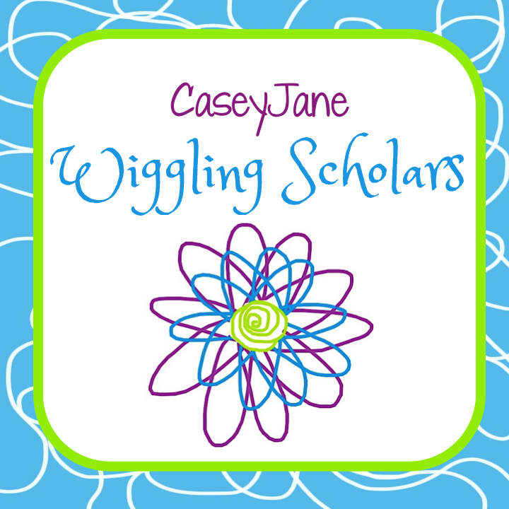 Old Wiggling Scholars Logo