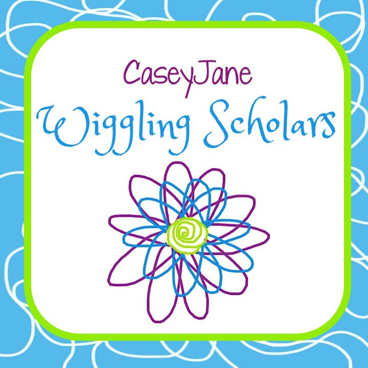 Old Wiggling Scholars Logo