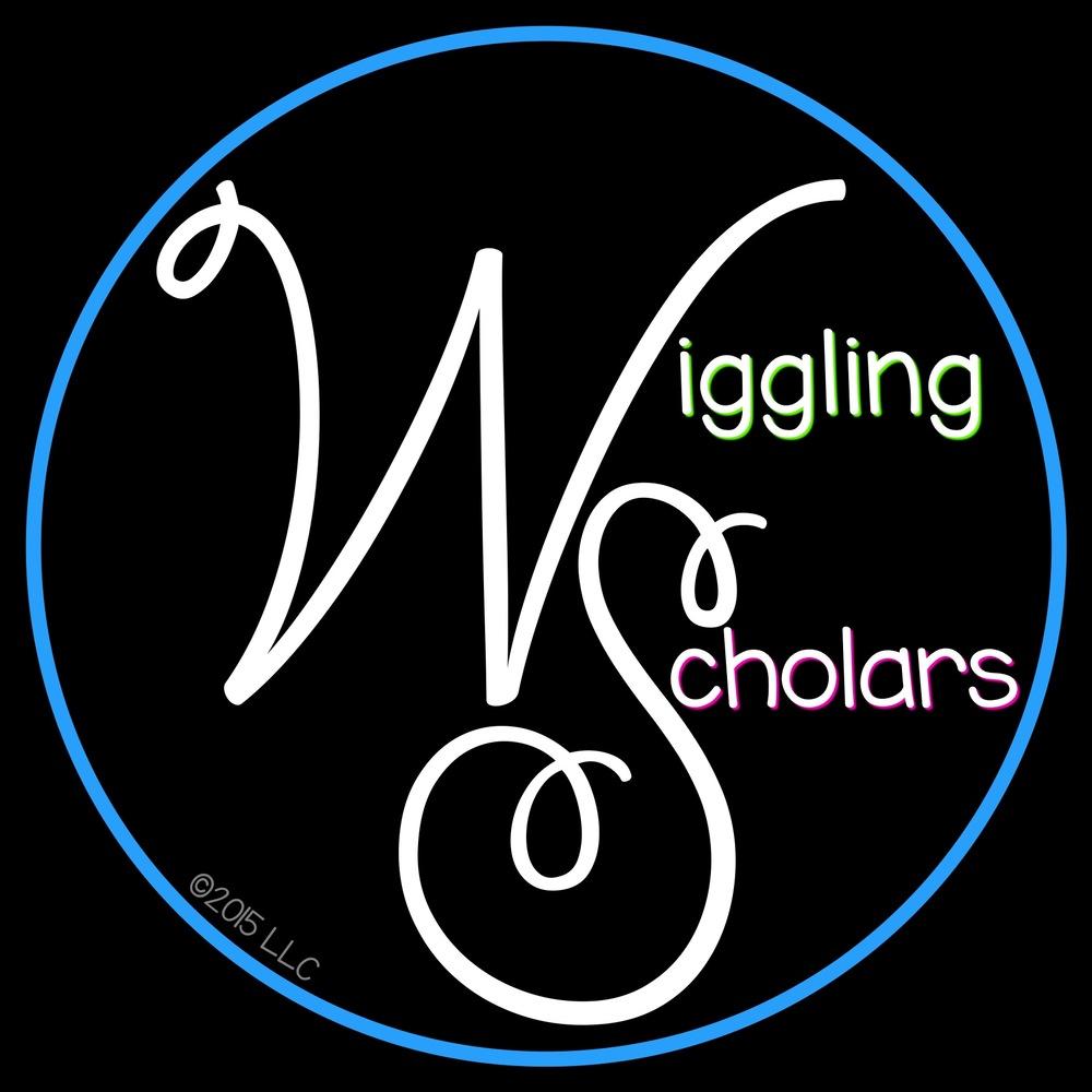 Logos Colors Wiggles Wiggling Scholars Color Fun