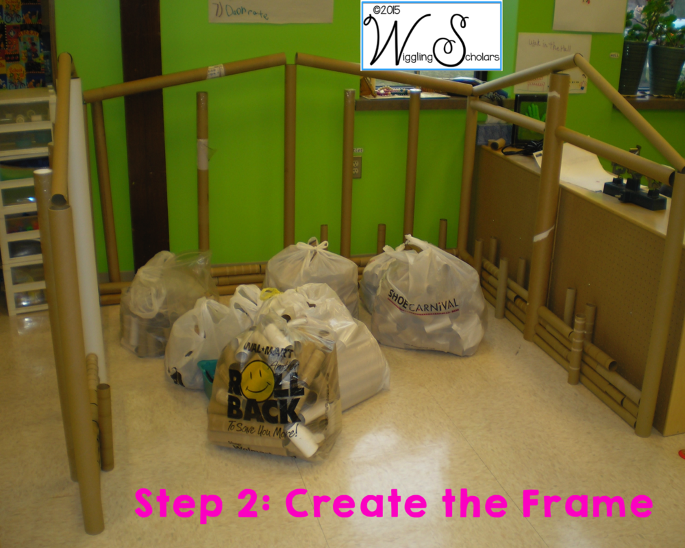 STEM Step 2: Create the Frame