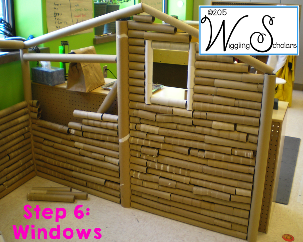 STEM Step 6: Windows