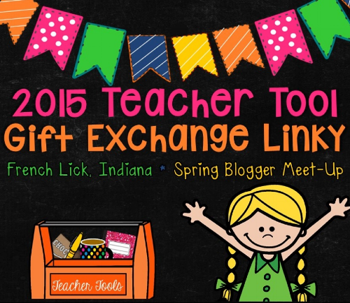 Teacher Tool Gift Exchange