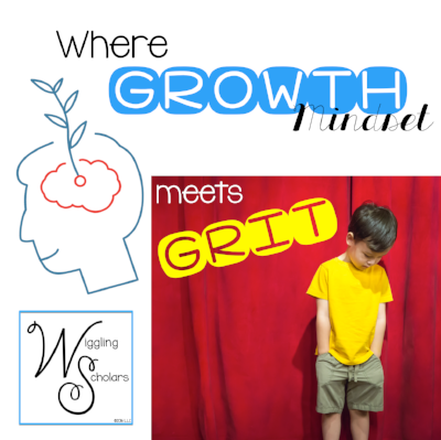 Where Growth Mindset Meets Grit by Wiggling Scholars