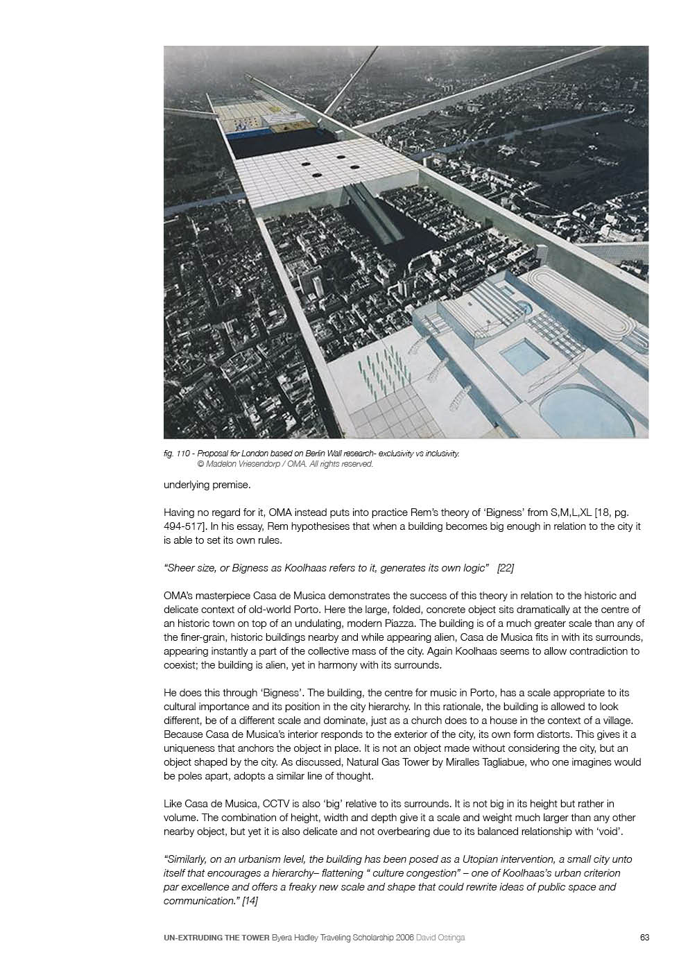 rem koolhaas bigness essay  rem koolhaas bigness essay