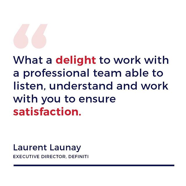 We recently worked with Definiti to create a fresh and innovative design for their VisibleSky digital brochure. We loved working with you Laurent and look forward to seeing what is in store for Definti over the coming months! #graphicdesign #designstudio #sydney #designservices #testimonial