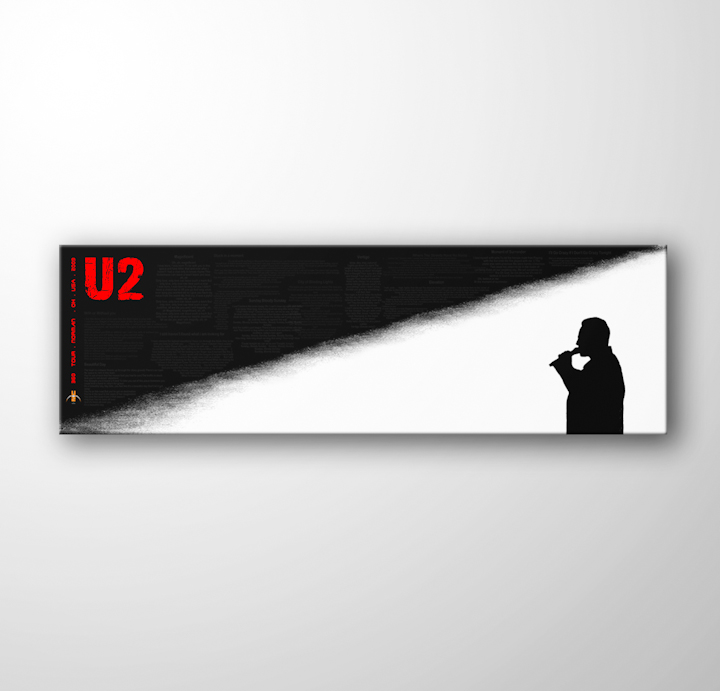 U2---On-the-wall