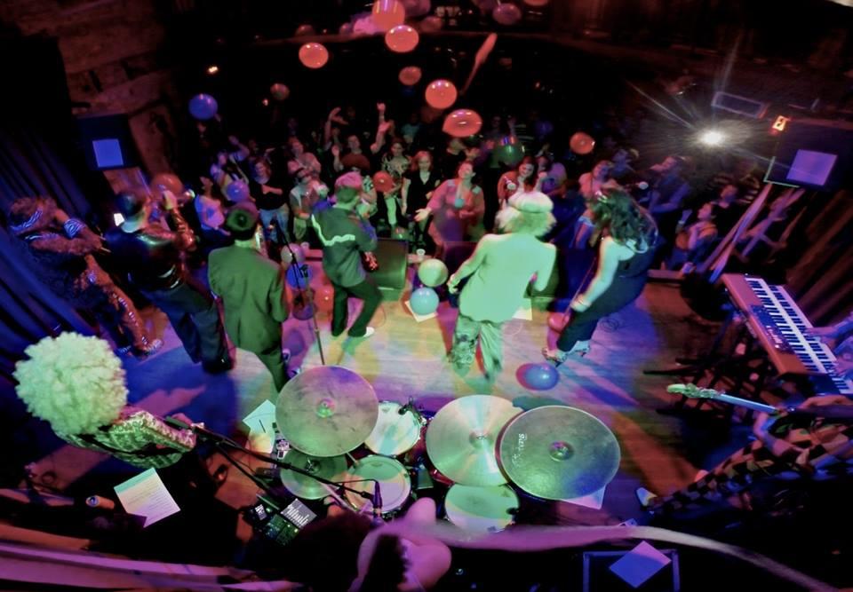 NIGHTOWLS Soul Train Party- Austin, Tx