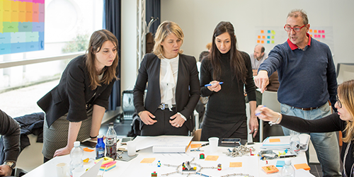 Business Innovation Design Sprint - Learn the skills to build design-driven companies