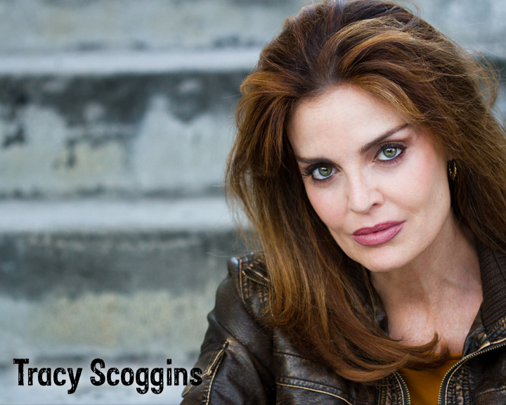 Tracy Scoggins