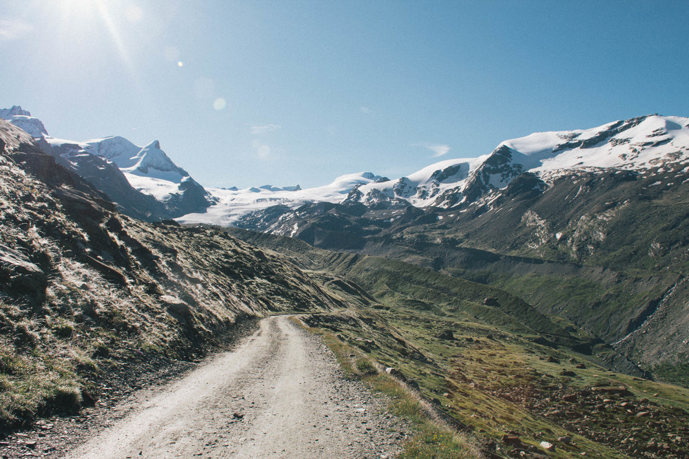 Hiking Zermatt Switzerland