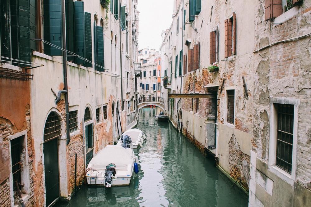 Venice Italy Canal