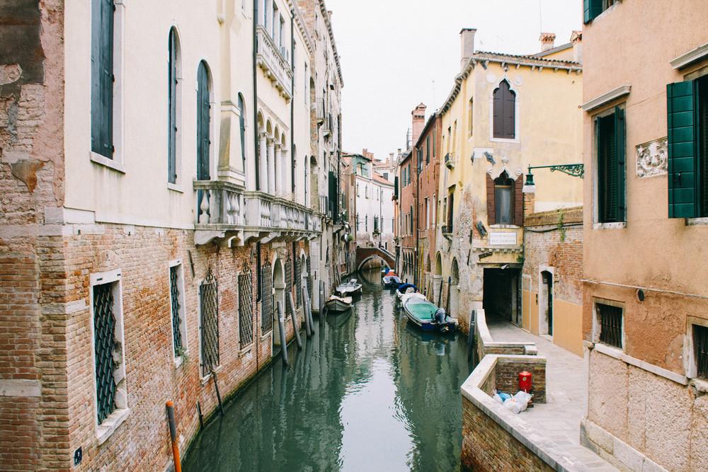 Venice Italy Travel Canal