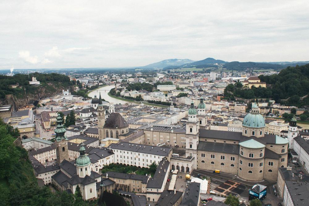 Salzburg, Austria Travel
