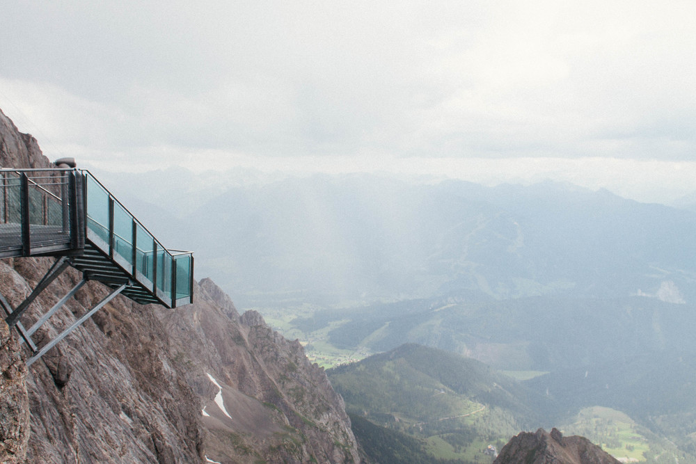 Stairway to Nothingness, Austria
