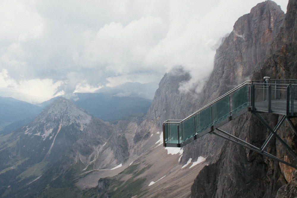 Stairway to Nothingness, Ramsau am Dachstein, Austria