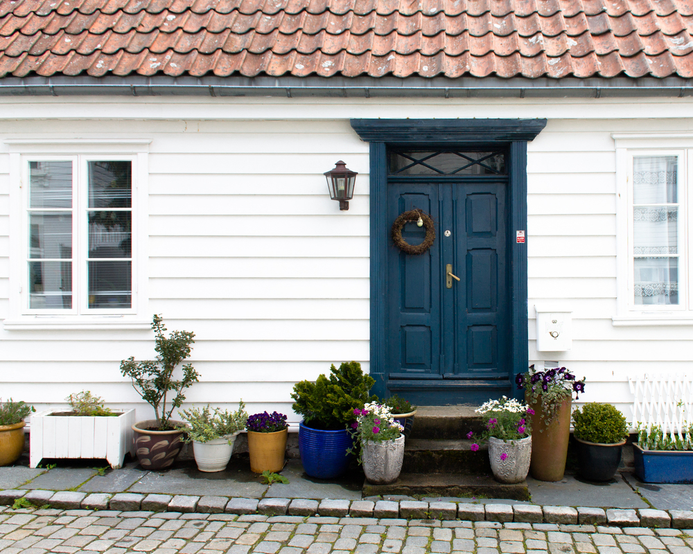 Old Stavanger Homes
