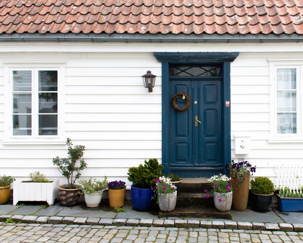 Old Stavanger Homes
