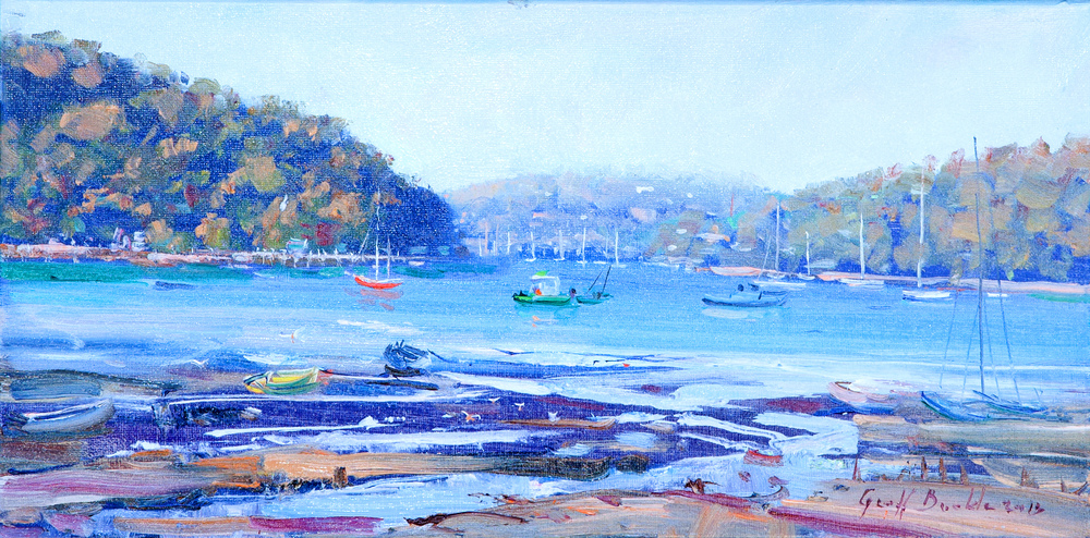 Fishing Boats, Church Point