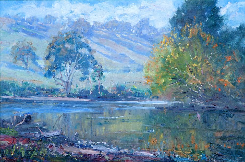 Autumn Colours, Tumut River