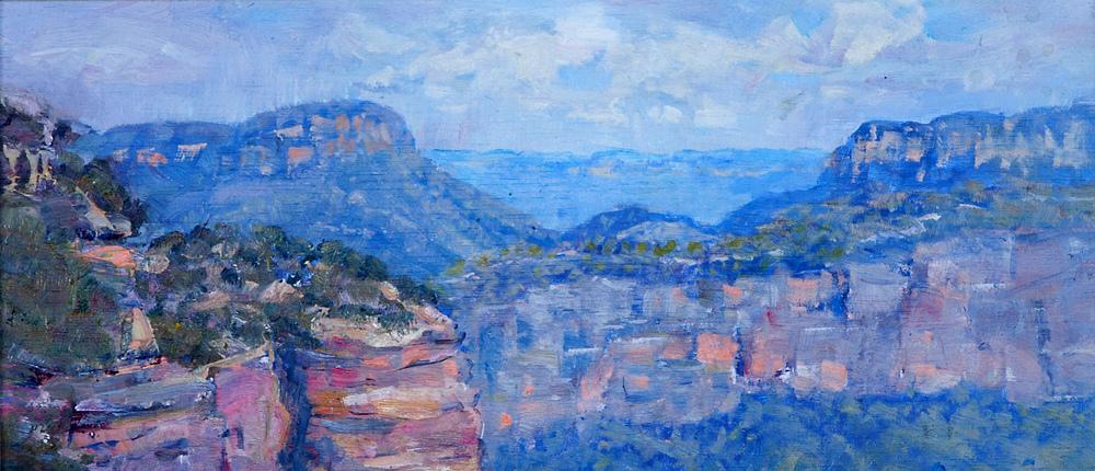 Katoomba Cliffs, Blue Mountains