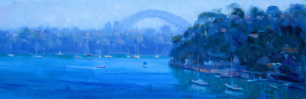 Curraghbeena Point, Sydney Harbour