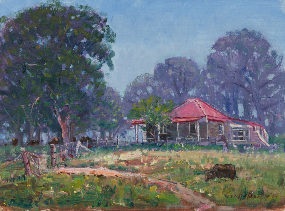 Country Farmhouse, Crookwell