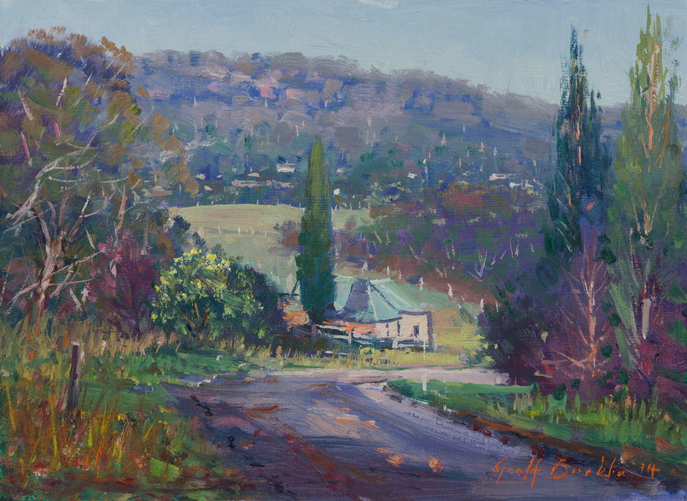 Country Road, Bowral