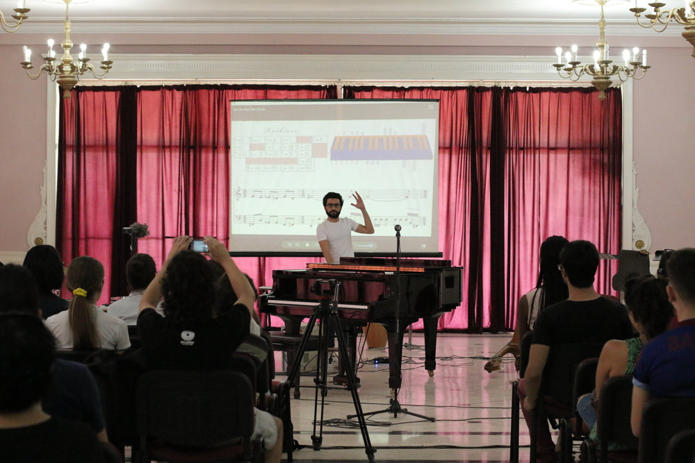 International Jazz Day, Cuba