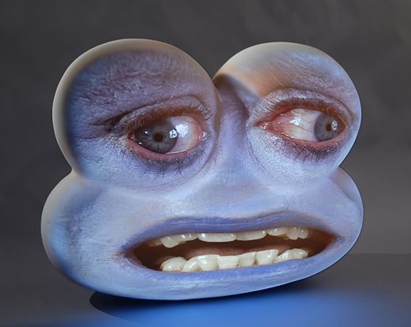 Interview with Tony Oursler