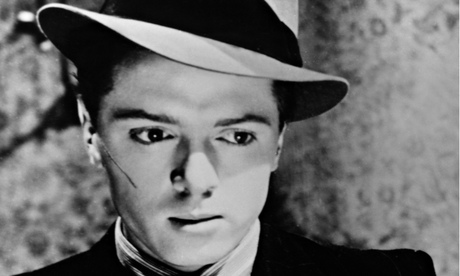 Richard Attenborough as Pinkie Brown in Brighton Rock, 1947. Photograph: ABPC/Sportsphoto/Allstar