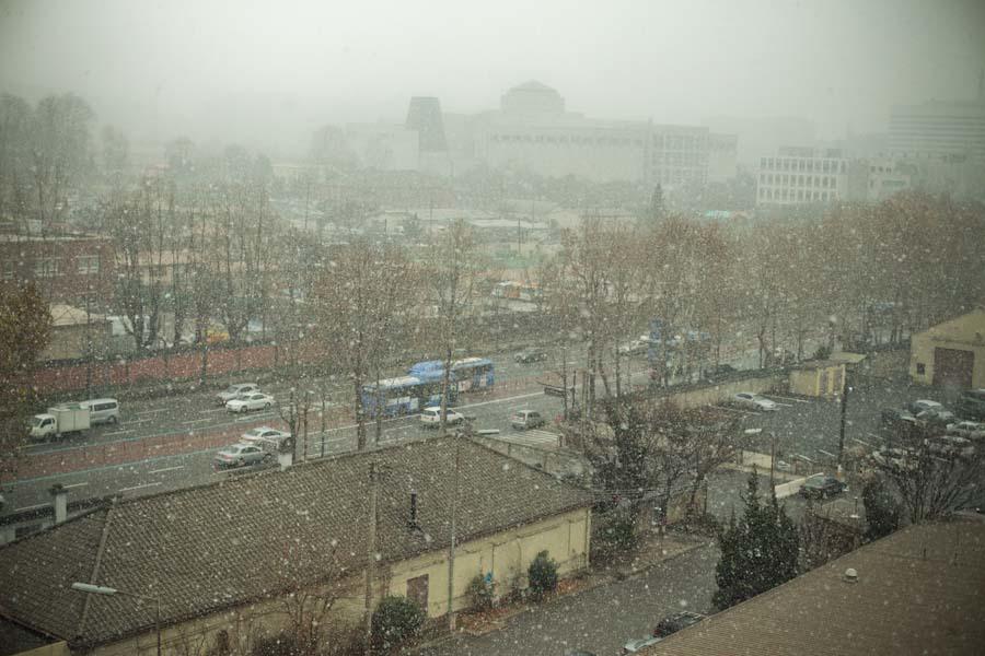 Winter-lust.  circa. December 2009, Korea